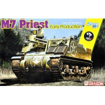 U.S. M7 Priest Early Production 1/35