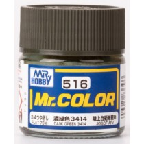 Mr. Color - JGSDF Dark Green 3414