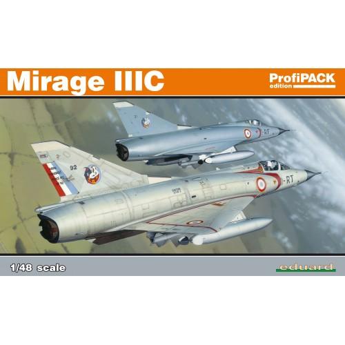 Dassault Mirage IIIC ProfiPACK 1/48