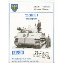 Pz.Kpfw.VI Tiger I narrower transport version