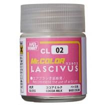 Mr.Color LASCIVUS COCOA MILK 18 ML.