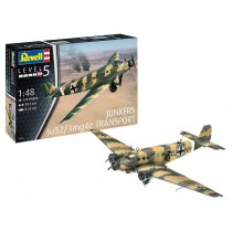 Junkers Ju-52/3M Transport   1/48