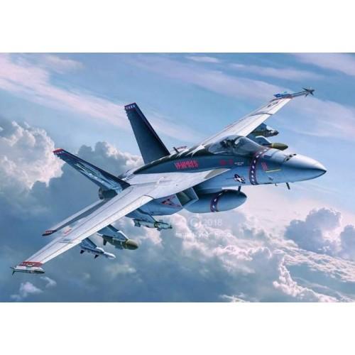 Boeing F/A-18E Super Hornet New Tool 2019!   1/32