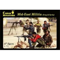 Mid-East Militia (Iraq&Syria) 1/72