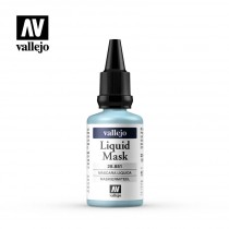 MASCARA LIQUIDA VALLEJO 32ML.