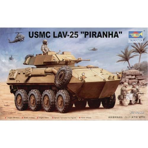 LAV-25 Piranha USMC 1/35