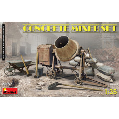 Concrete Mixer Set