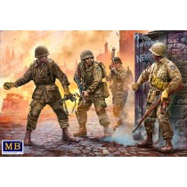 Take one more grenade! Screaming Eagles, 101st Airborne (Air Assault) Division, Europe, 1944-1945  1/35