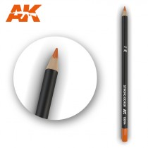 Watercolor Pencil Strong Ocher