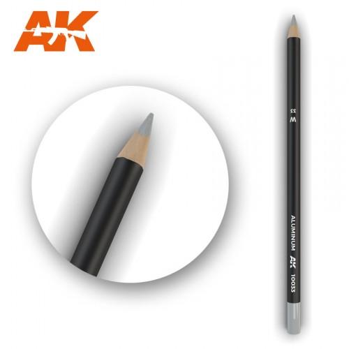 Watercolor Pencil Aluminum