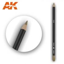 Watercolor Pencil Gold