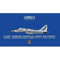 "Mikoyan MiG-29 9-13 ""Fulcrum C"" Korean People's Army Air Force  1/48"