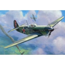 Soviet fighter Yak-1b 1/48
