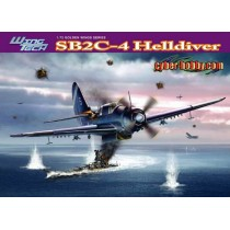 Curtiss SB2C-4 Helldiver 1/72