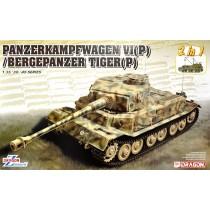 Pz.Kpfw.VI Tiger (P)/Bergepanzer Tiger (P)