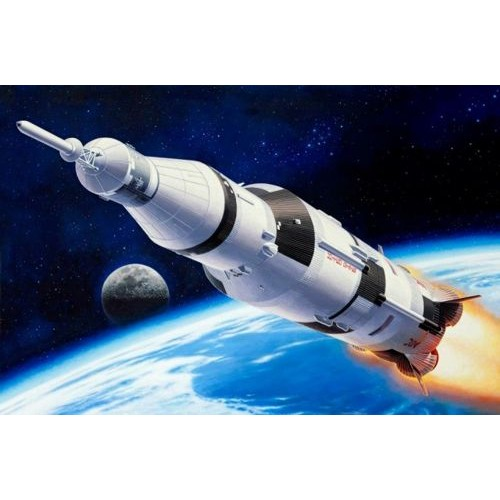 Saturn V Rocket  1/144