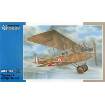 Albatros C.III 'Captured and Foreign Service' 1/48
