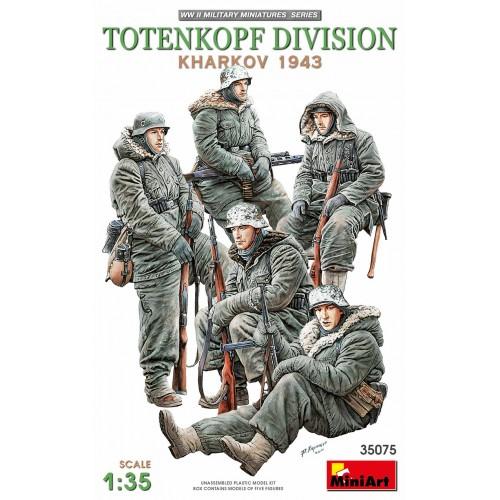 Totenkopf Division (Kharkov 1943) 1/35