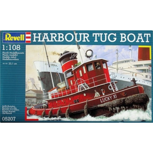 Harbour Tug Boat 'Fairplay' 1/144