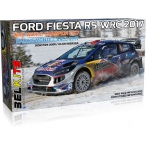 Ford Fiesta RS WRC 2017 Rallye Monte-Carlo 2017  1/24
