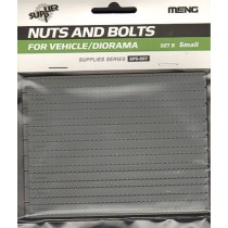 Military vehicle Nuts and Bolts SET B small
