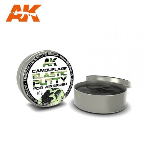 PANZER PUTTY 80 GRMS.