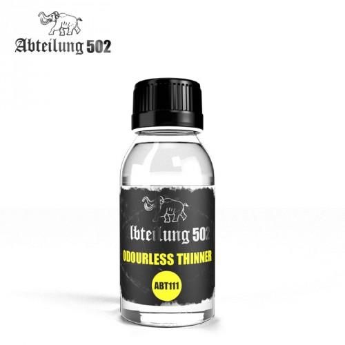 Diluyente sin olor  100 ml