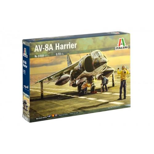 McDonnell-Douglas AV-8A Harrier. 1/72