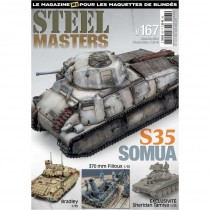 Revista Steel Masters nº 165