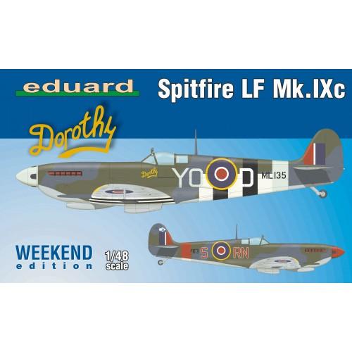 Spitfire Mk. XVI Bubbletop 1/48