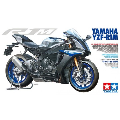 Yamaha YZF-R1M 1/12