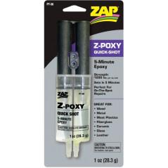 Z-EPOXY 5 Minutos (28,3 grs Jeringuilla)