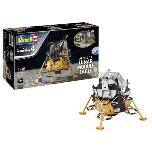 Apollo 11 Eagle Lunar Module 1/48