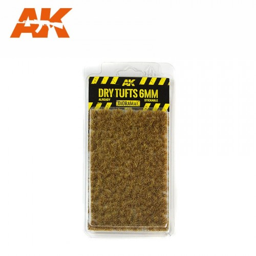 DRY TUFTS 6mm