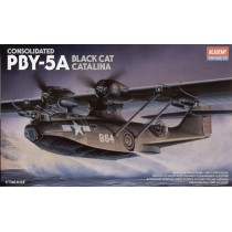 Consolidated PBY-5A Catalina 'Black Cat' flying boat/seaplane 1/72