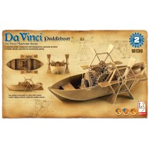 Da Vinci Paddle Boat