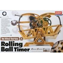 Da Vinci Rolling Ball Timer
