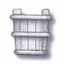 Cubo de madera 12 mm (4 uds)