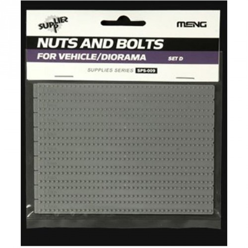 Nuts and Bolts SET A small