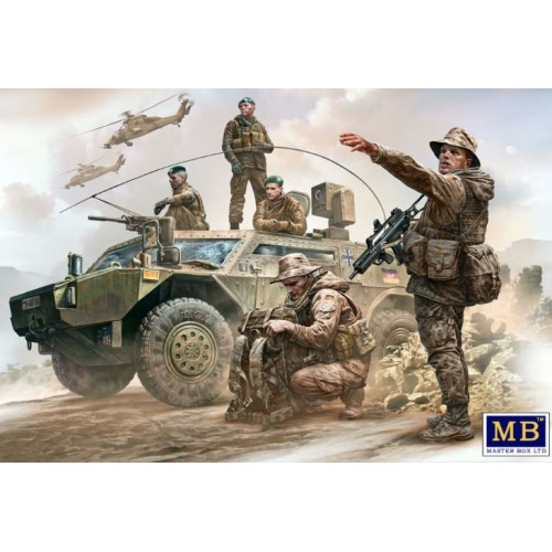 No Soldier left behind - MWD Down  1/35
