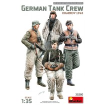 German Tank Crew Kharkov 1943 (WWII) 1/35