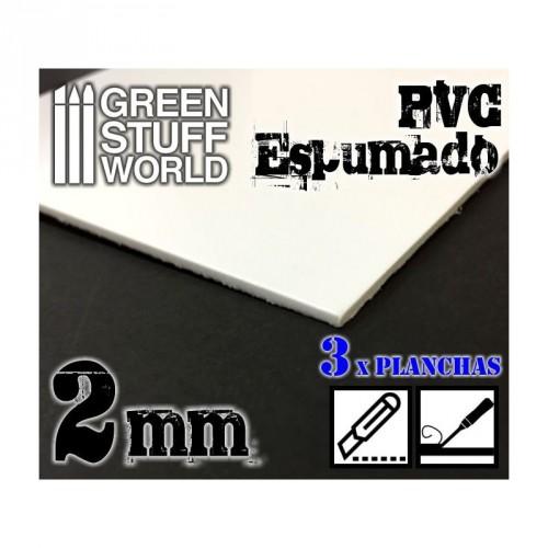 PVC Espumado 2 mm