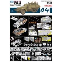 IDF M3 Half-Track 1/35
