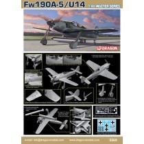 Fw190A5/U-14 1/48
