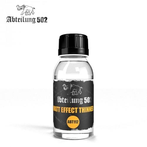 Diluyente efecto mate 100 ml