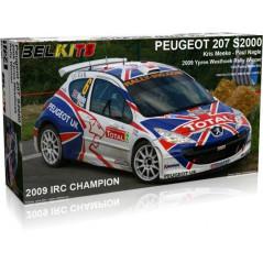Peugeot 207 S2000 1/24