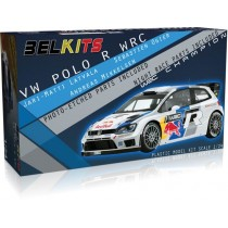 Volkswagen Polo R WRC Red Bull  1/24