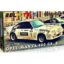 Opel Manta 400 GR.B 24ore Van Ypres 1984 Jimmy McRae  1/24