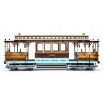 TRANVIA SAN FRANCISCO MOTORIZABLE 1/24