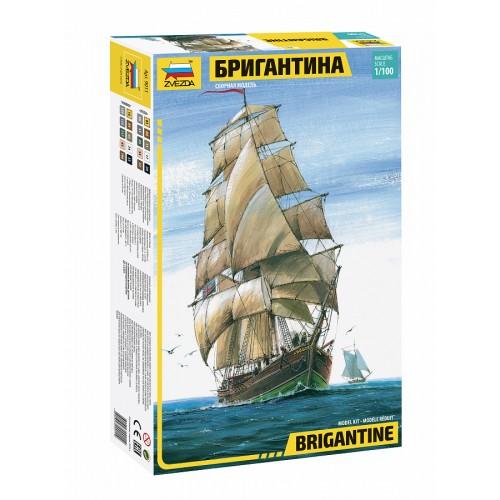 Brigantine 1/100